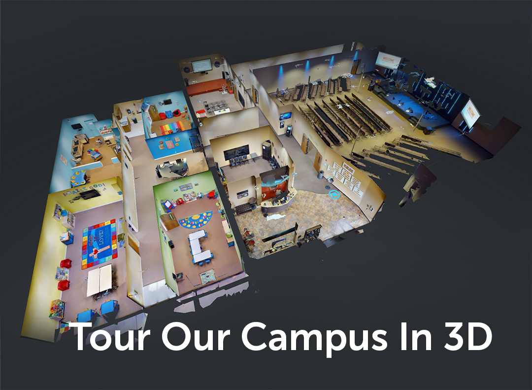 Tour out campus in 3D