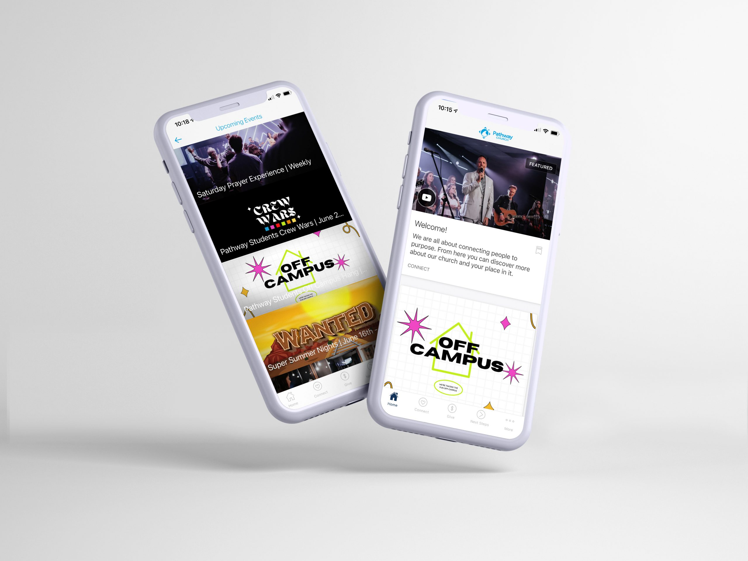 pathway church app images